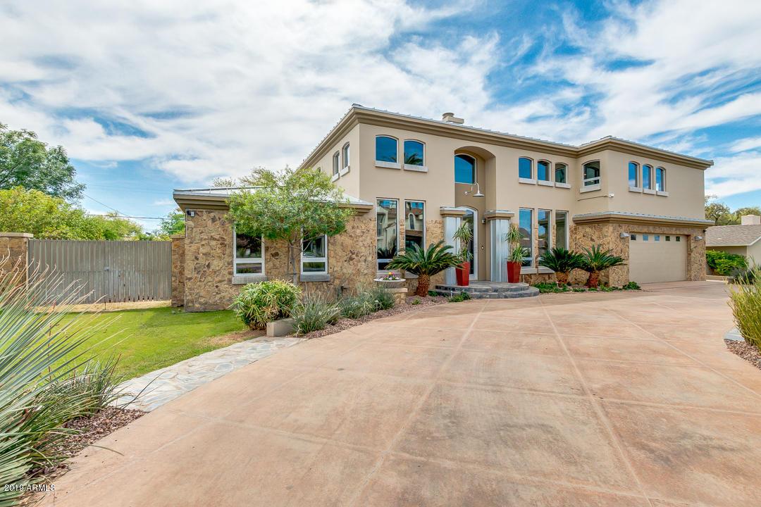 Photo of 4527 E EXETER Boulevard, Phoenix, AZ 85018