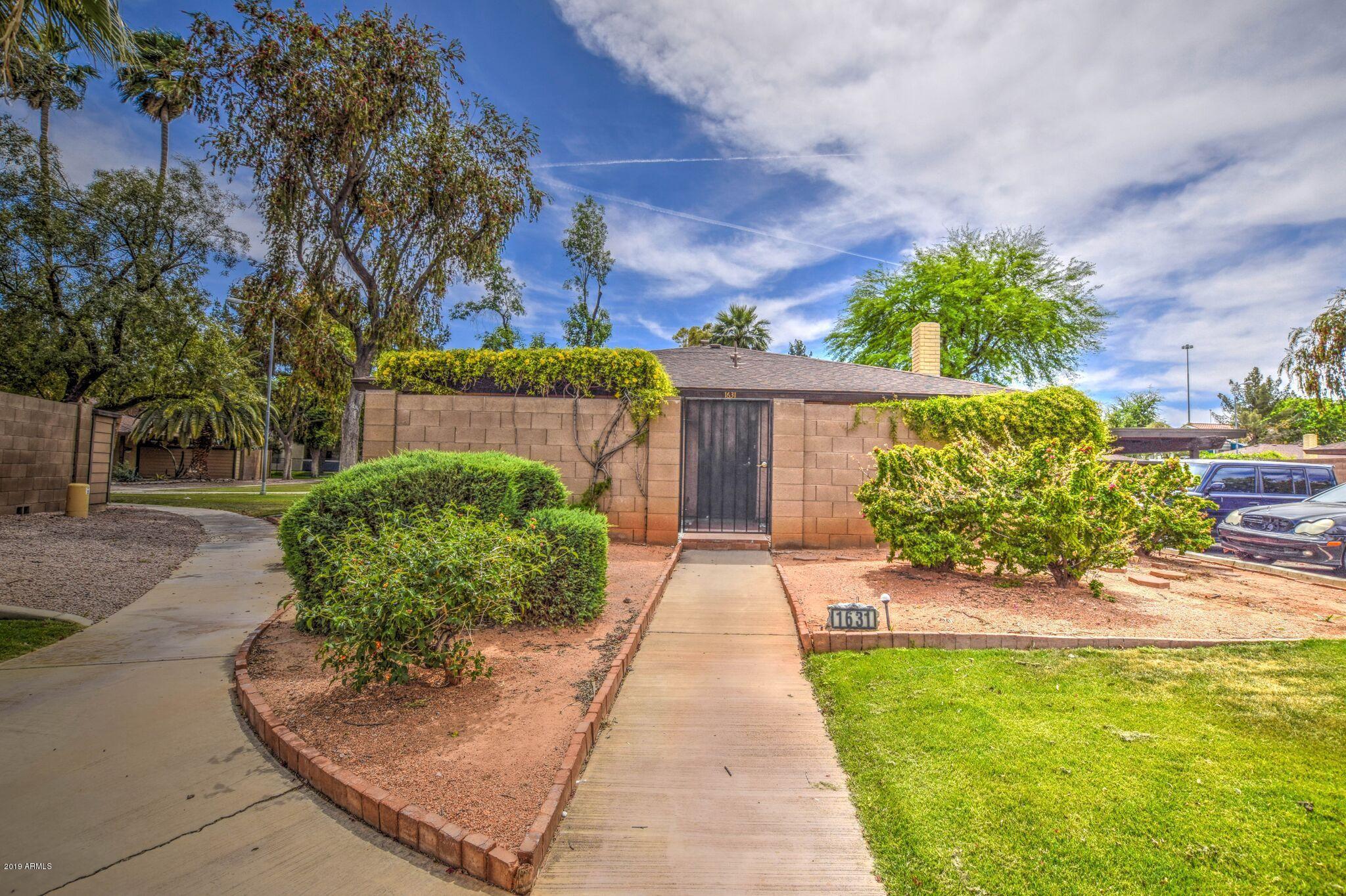 Photo of 1631 W VILLAGE Way, Tempe, AZ 85282
