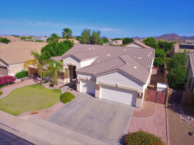 Photo of 8664 E HALIFAX Street, Mesa, AZ 85207