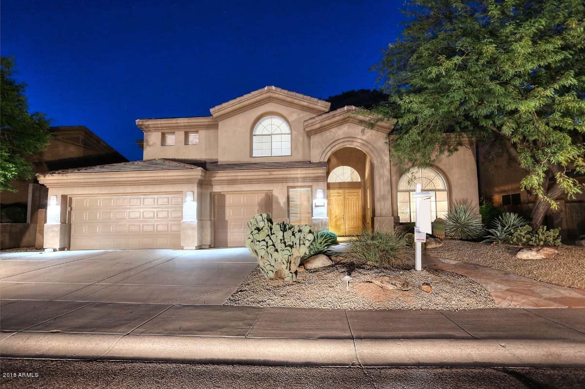 10739 N 140TH Way, Scottsdale AZ 85259