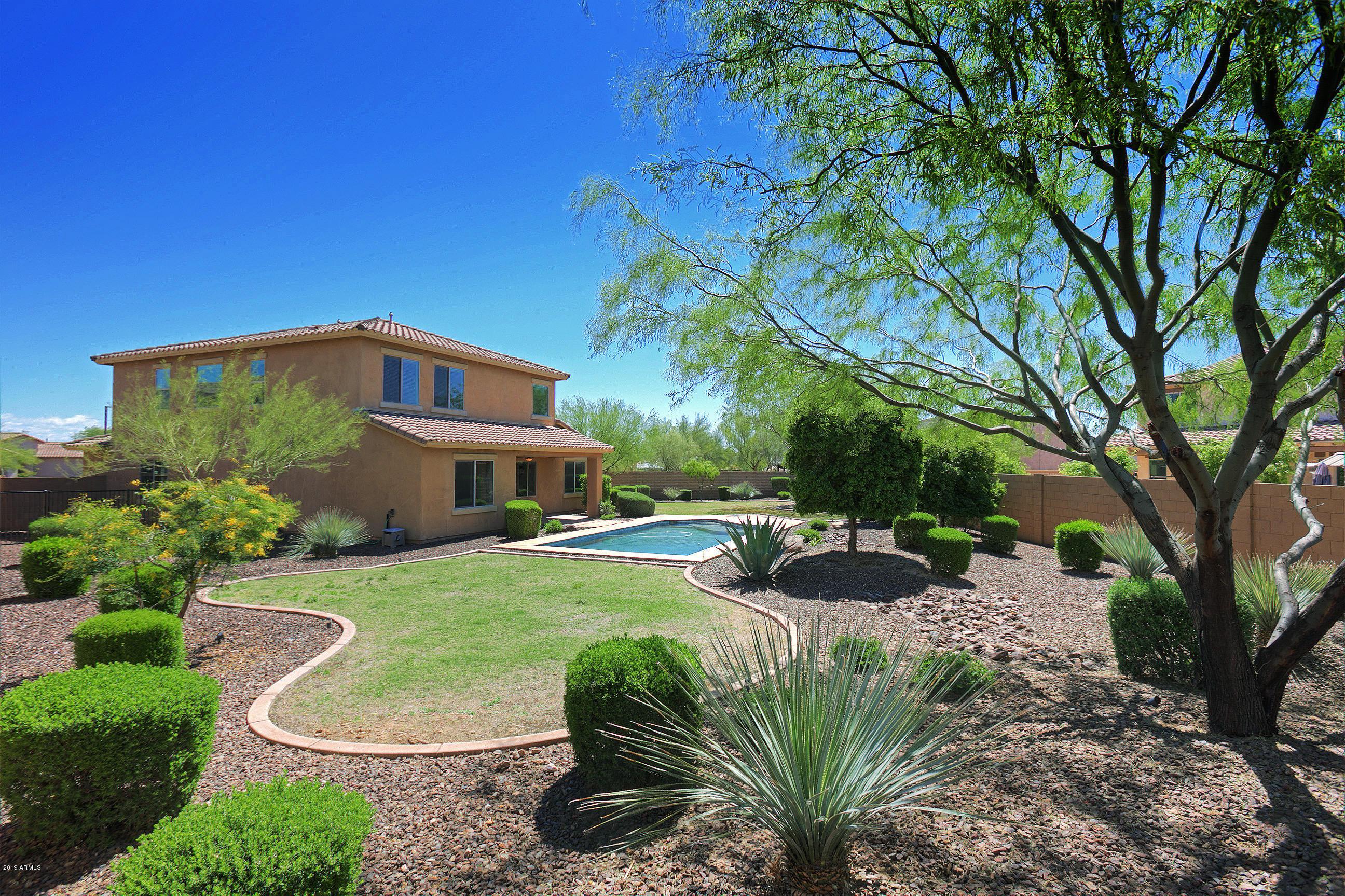 MLS 5909511 13365 W OYER Lane, Peoria, AZ 85383 Peoria AZ Vistancia Village