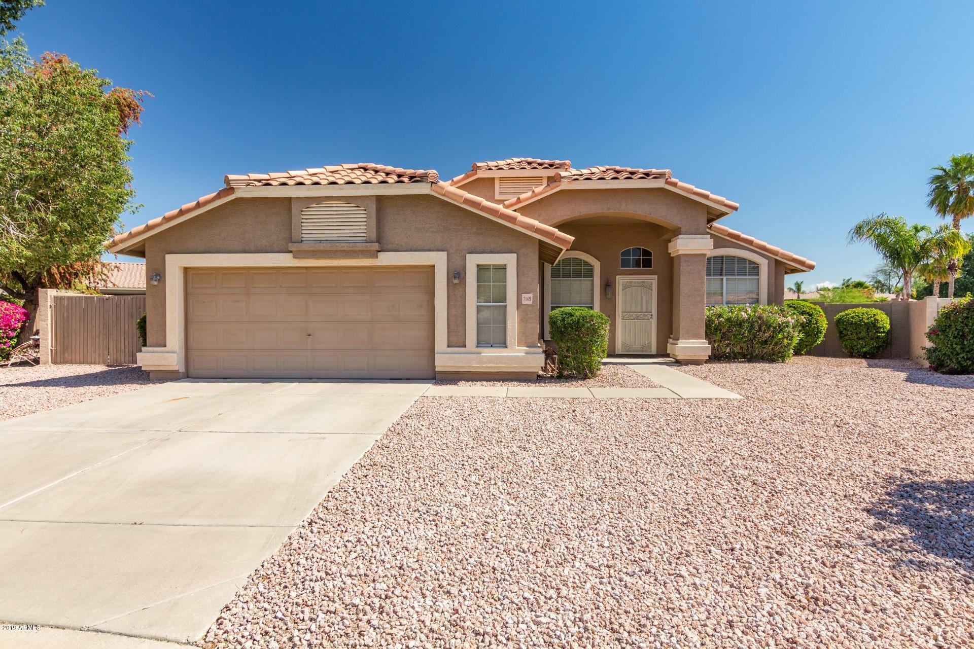 Photo of 2149 S LONGWOOD Circle, Mesa, AZ 85209