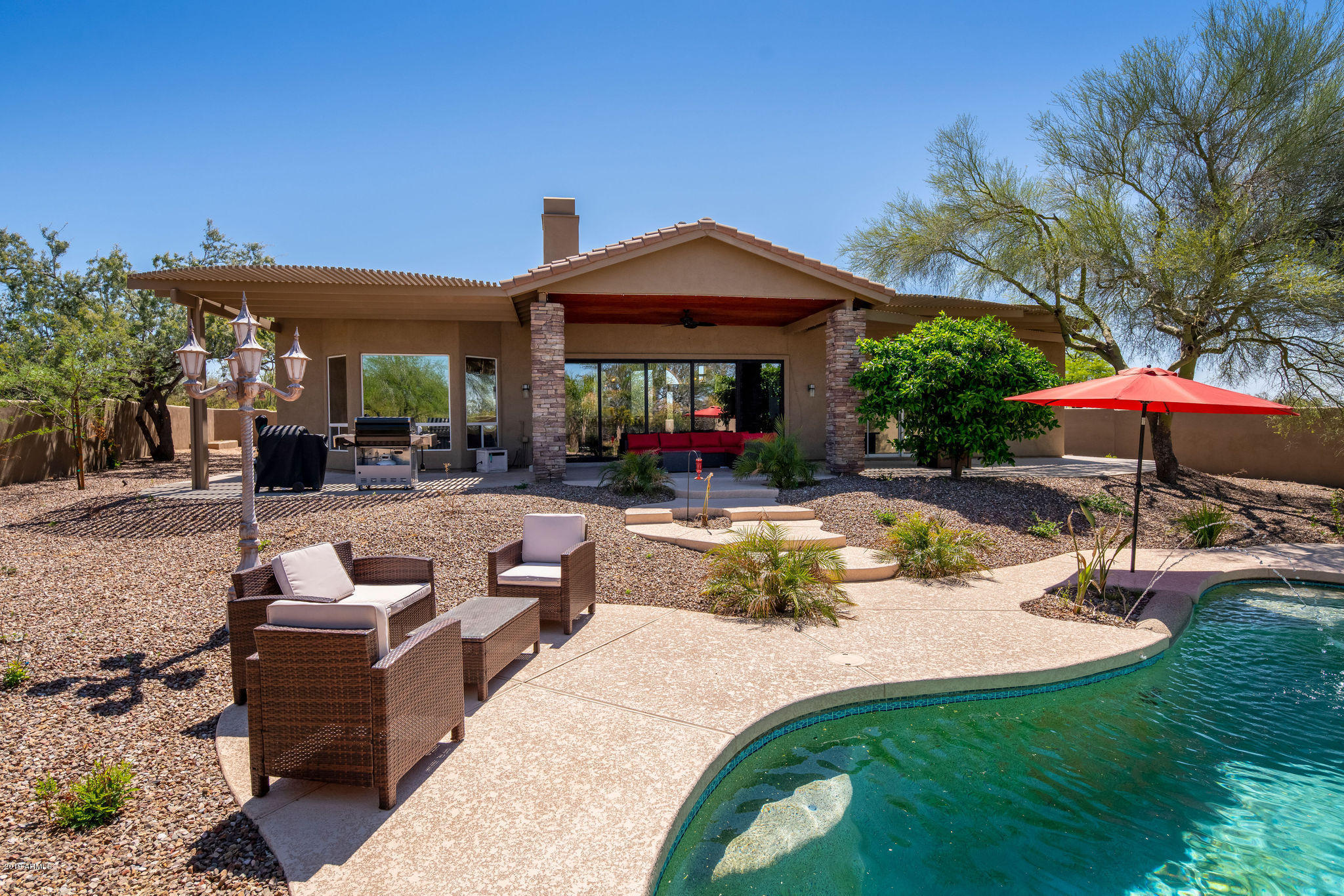 MLS 5910780 27616 N 72ND Way, Scottsdale, AZ 85266 Scottsdale AZ Private Pool