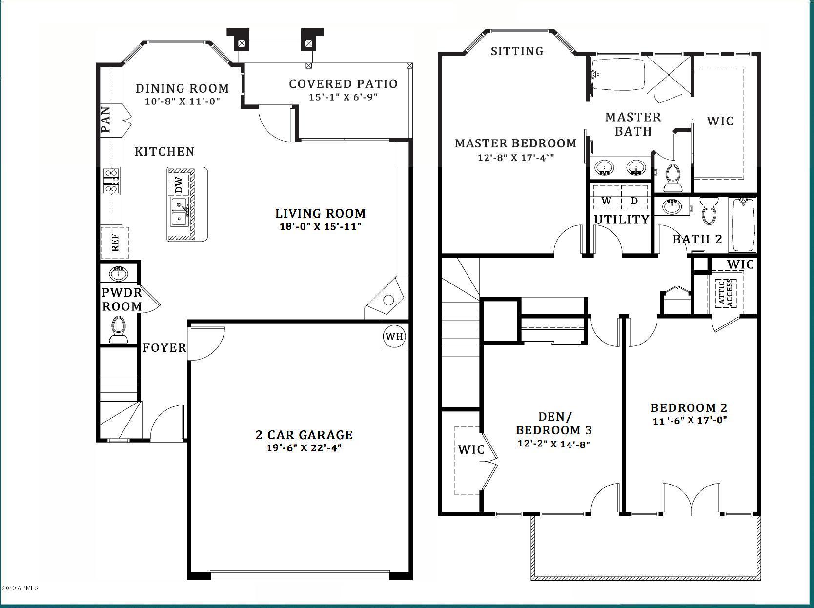 MLS 5897505 905 S Wilson Street, Tempe, AZ 85281 Tempe AZ Newly Built
