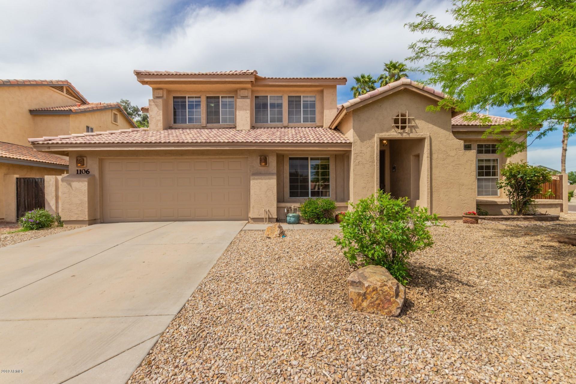 Photo of 1106 N MELODY Circle, Chandler, AZ 85225