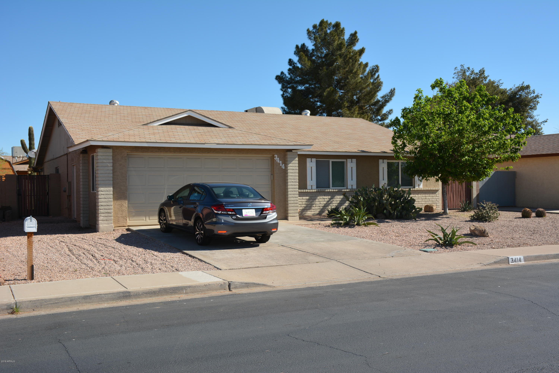 Photo of 3414 E EMELITA Avenue, Mesa, AZ 85204