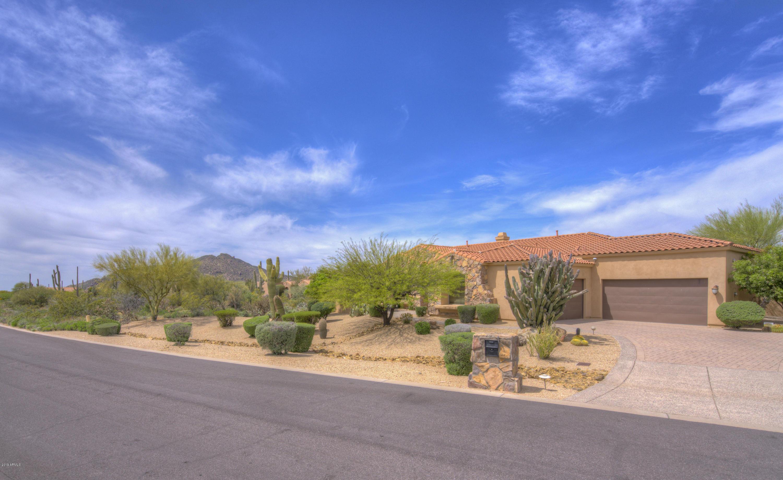 Photo of 8216 E ARROYO HONDO Road, Scottsdale, AZ 85266
