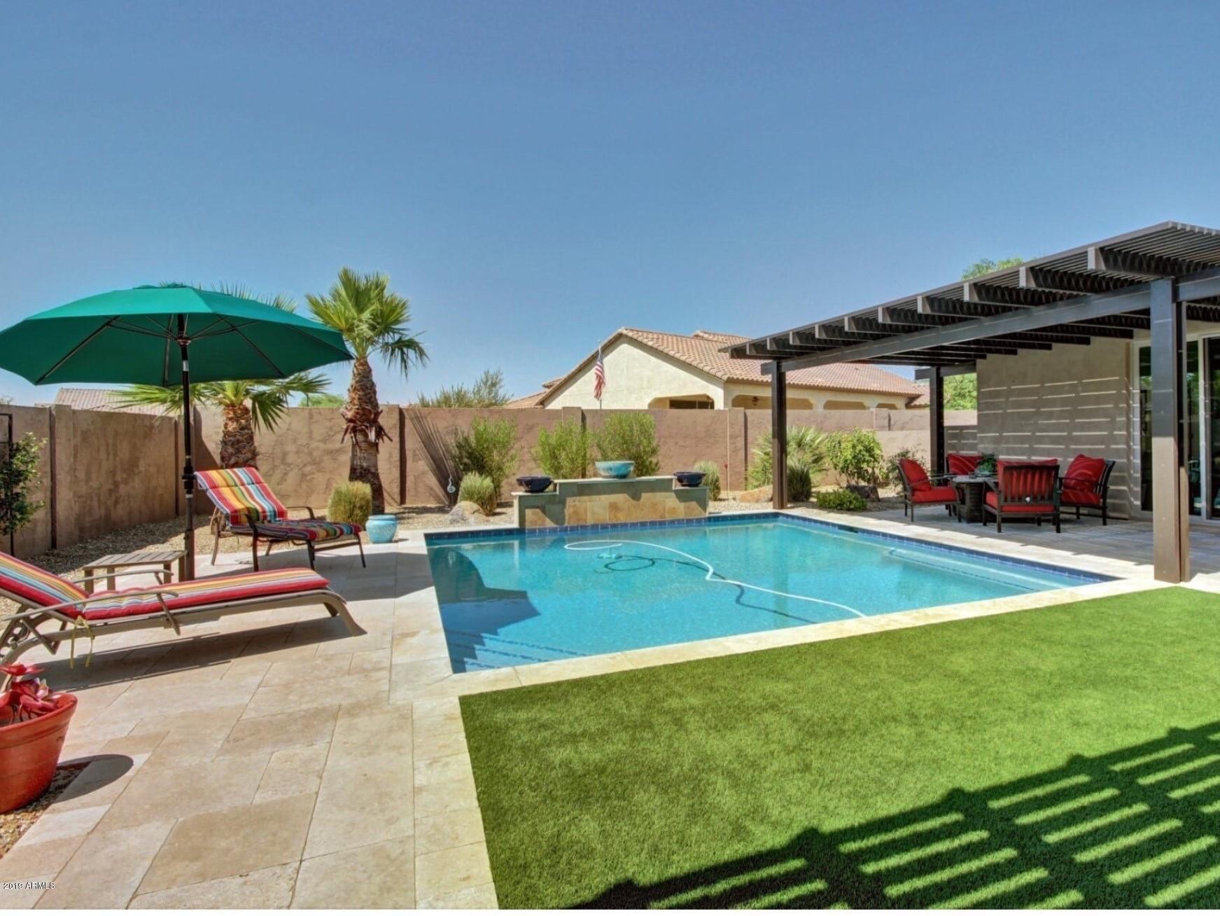 MLS 5911302 16635 W MONTE VISTA Road, Goodyear, AZ 85395 Goodyear AZ Private Pool