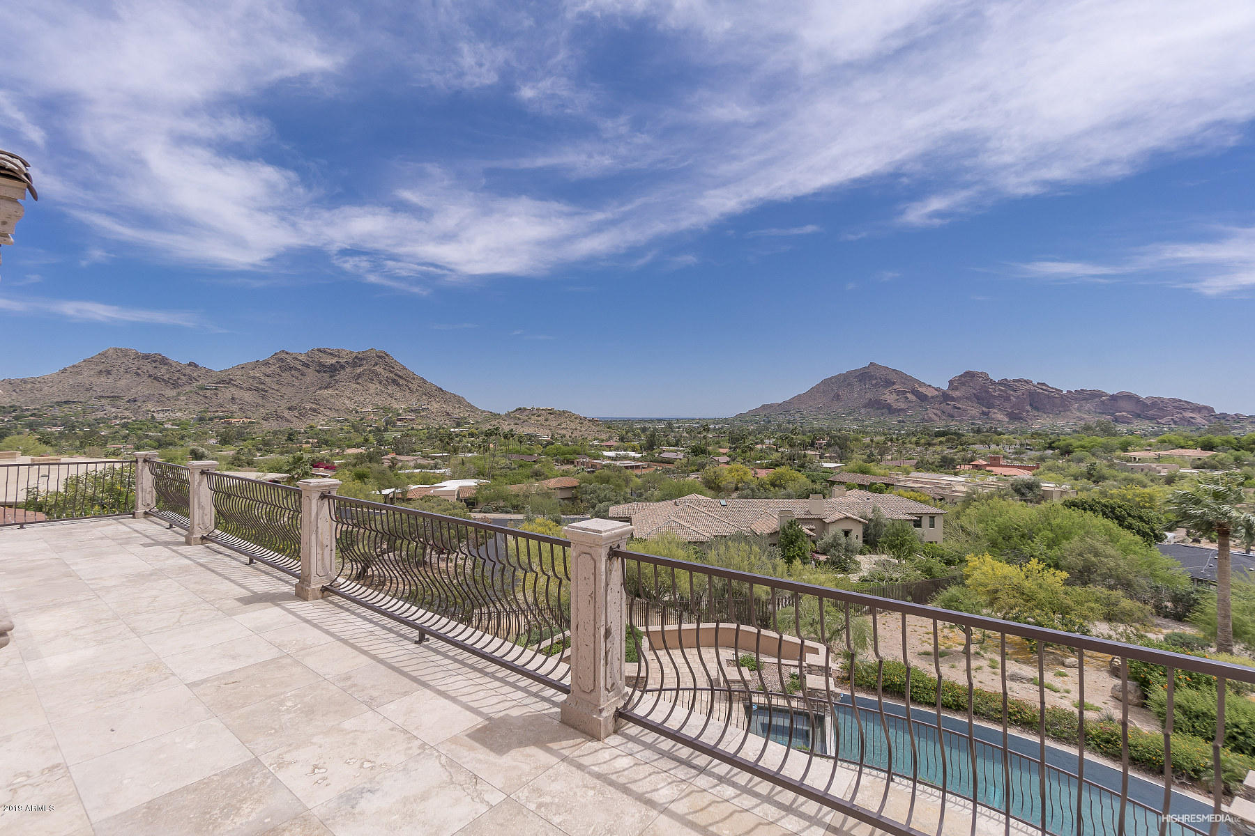 MLS 5817773 4541 E MOONLIGHT Way, Paradise Valley, AZ 85253 Paradise Valley AZ Custom Home