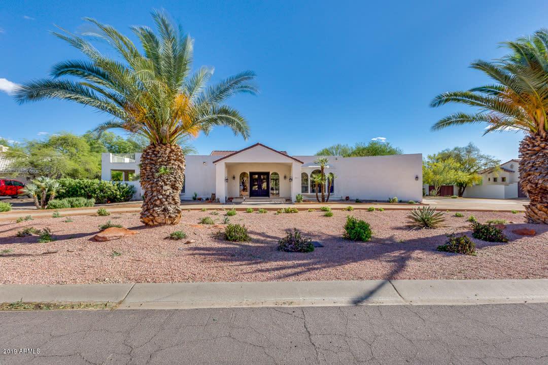 9867 E JENAN Drive, Scottsdale AZ 85260