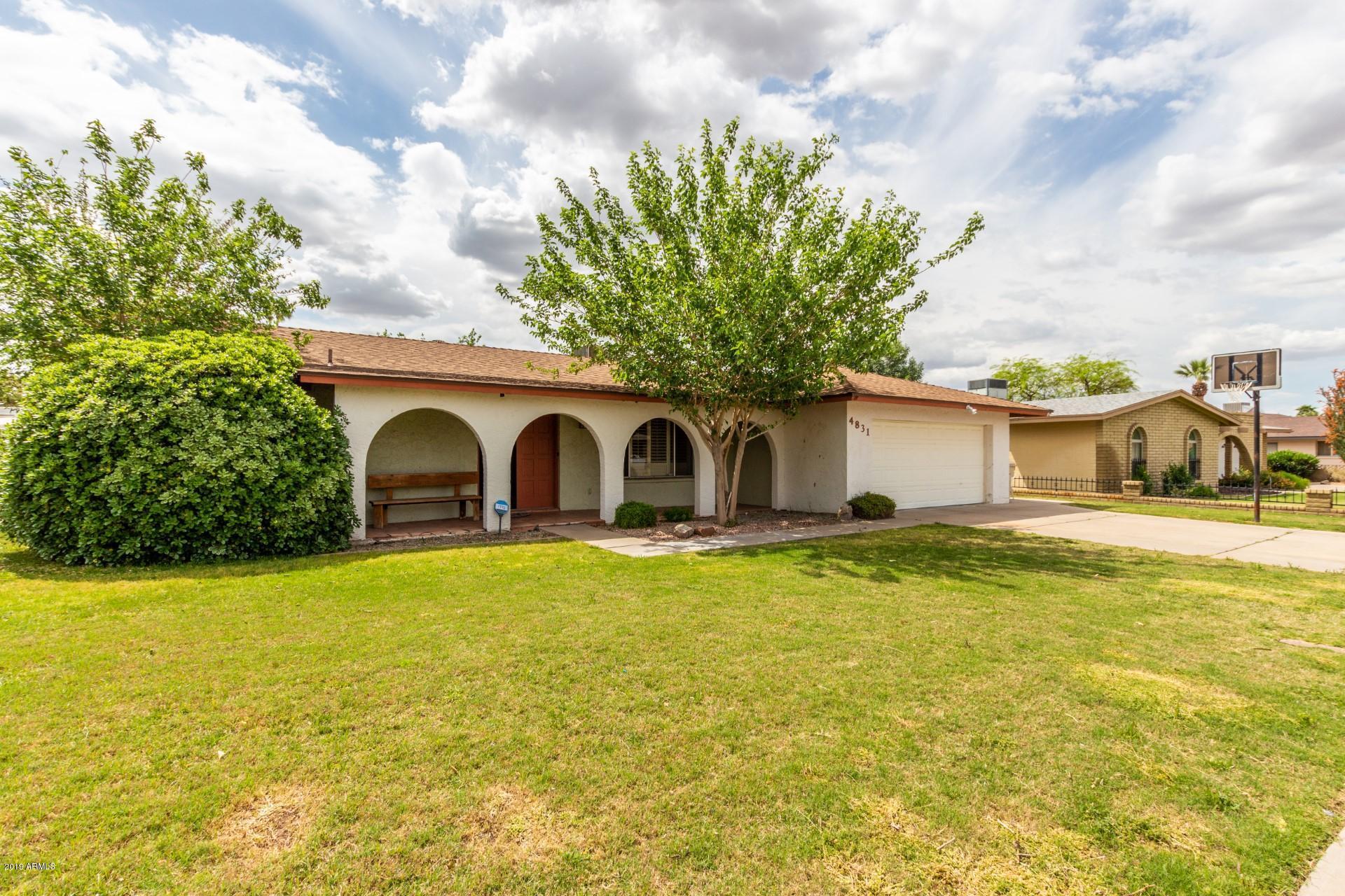 Photo of 4831 W EL CAMINITO Drive, Glendale, AZ 85302