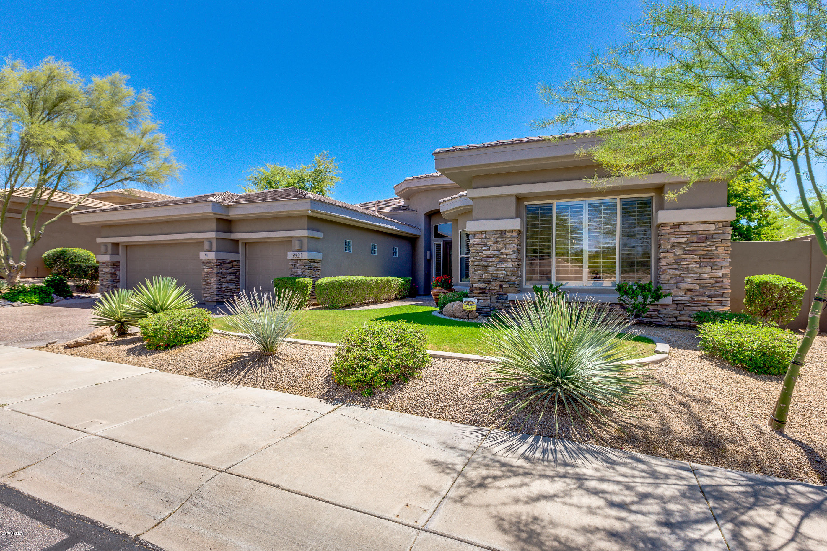Photo of 7921 E TAILFEATHER Lane, Scottsdale, AZ 85255