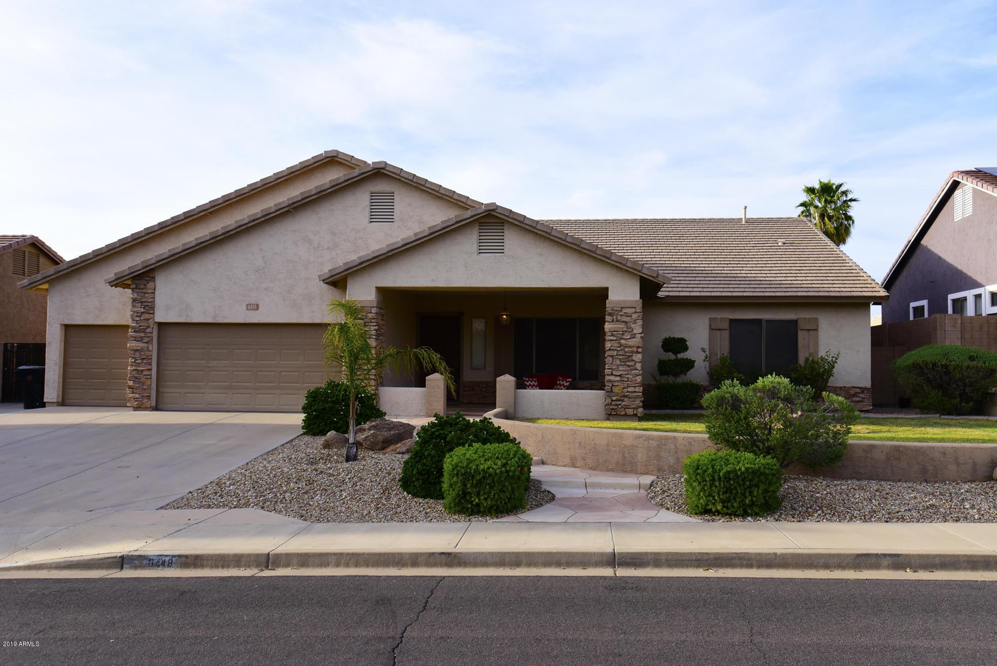 Photo of 6448 E ORION Street, Mesa, AZ 85215