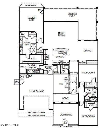 MLS 5911626 334 N SAN RICARDO Trail, Casa Grande, AZ 85194 Casa Grande AZ Newly Built