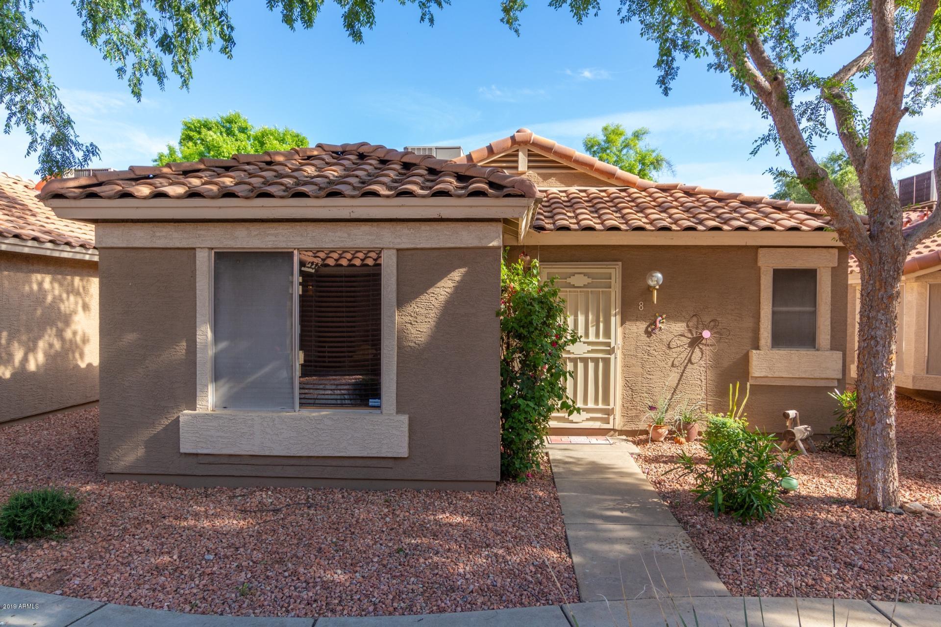Photo of 7040 W OLIVE Avenue #8, Peoria, AZ 85345