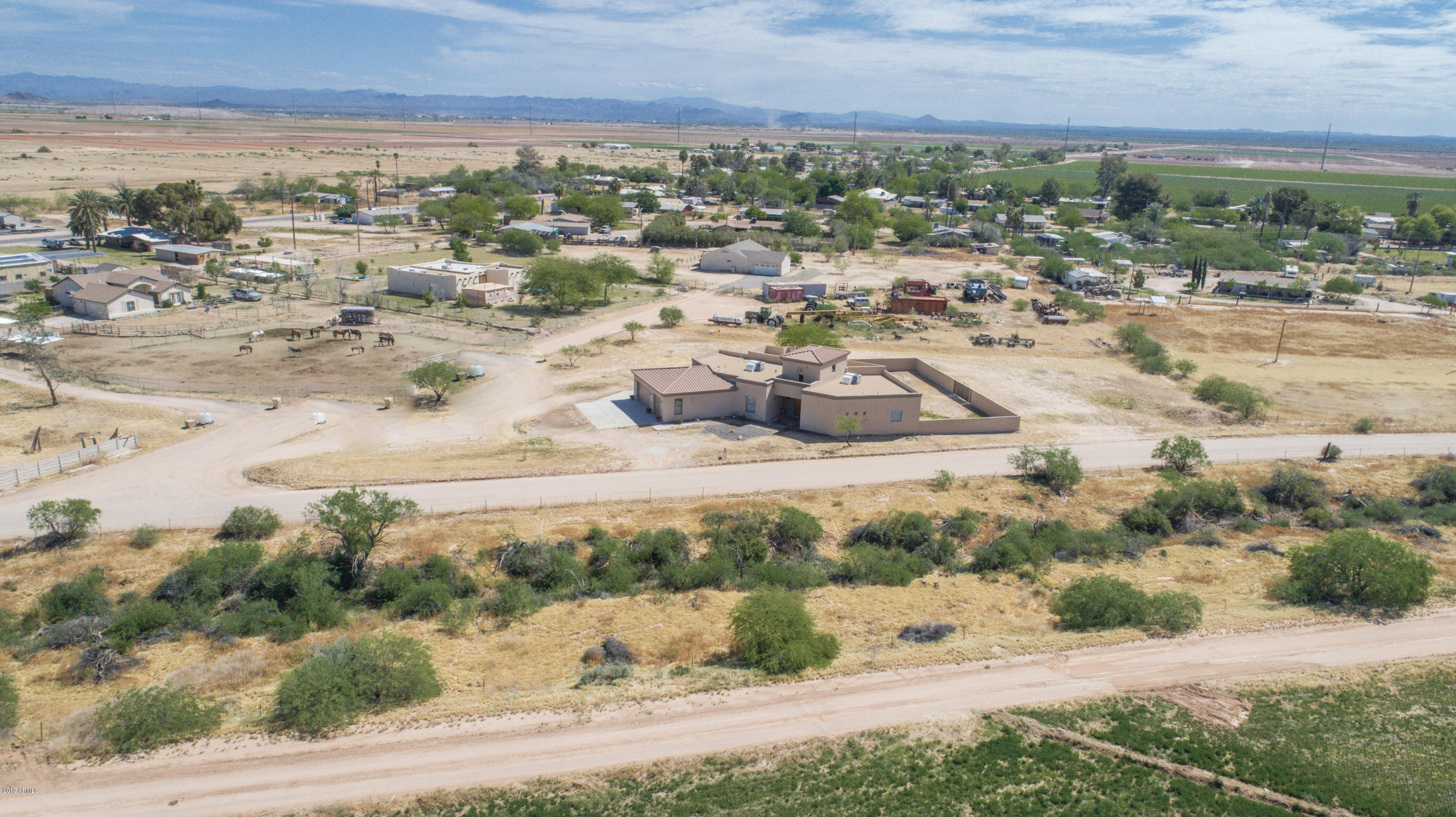 MLS 5912417 10819 E THE GRIFFIN Way, Coolidge, AZ Coolidge Horse Property for Sale