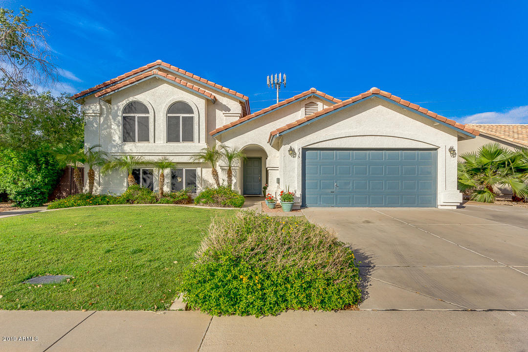 Photo of 735 S WINTHROP Circle, Mesa, AZ 85204
