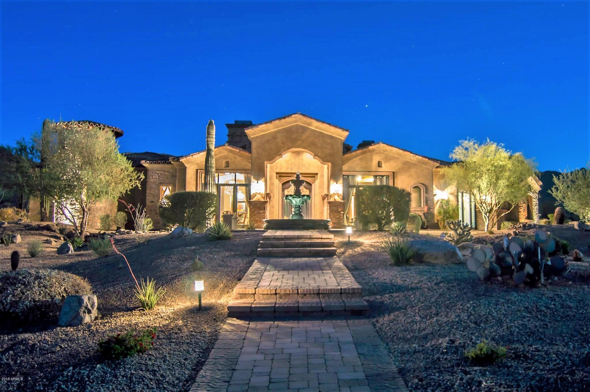 Photo of 4327 N SONORAN HEIGHTS Circle, Mesa, AZ 85207