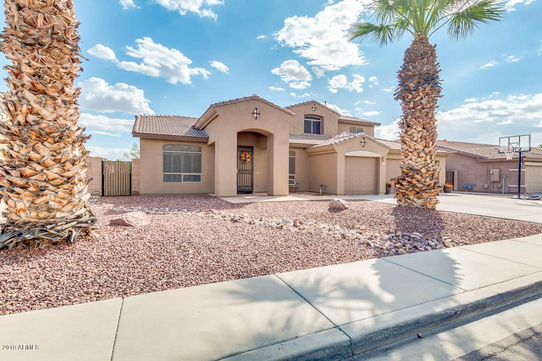 8761 W MARY ANN Drive, Peoria, Arizona