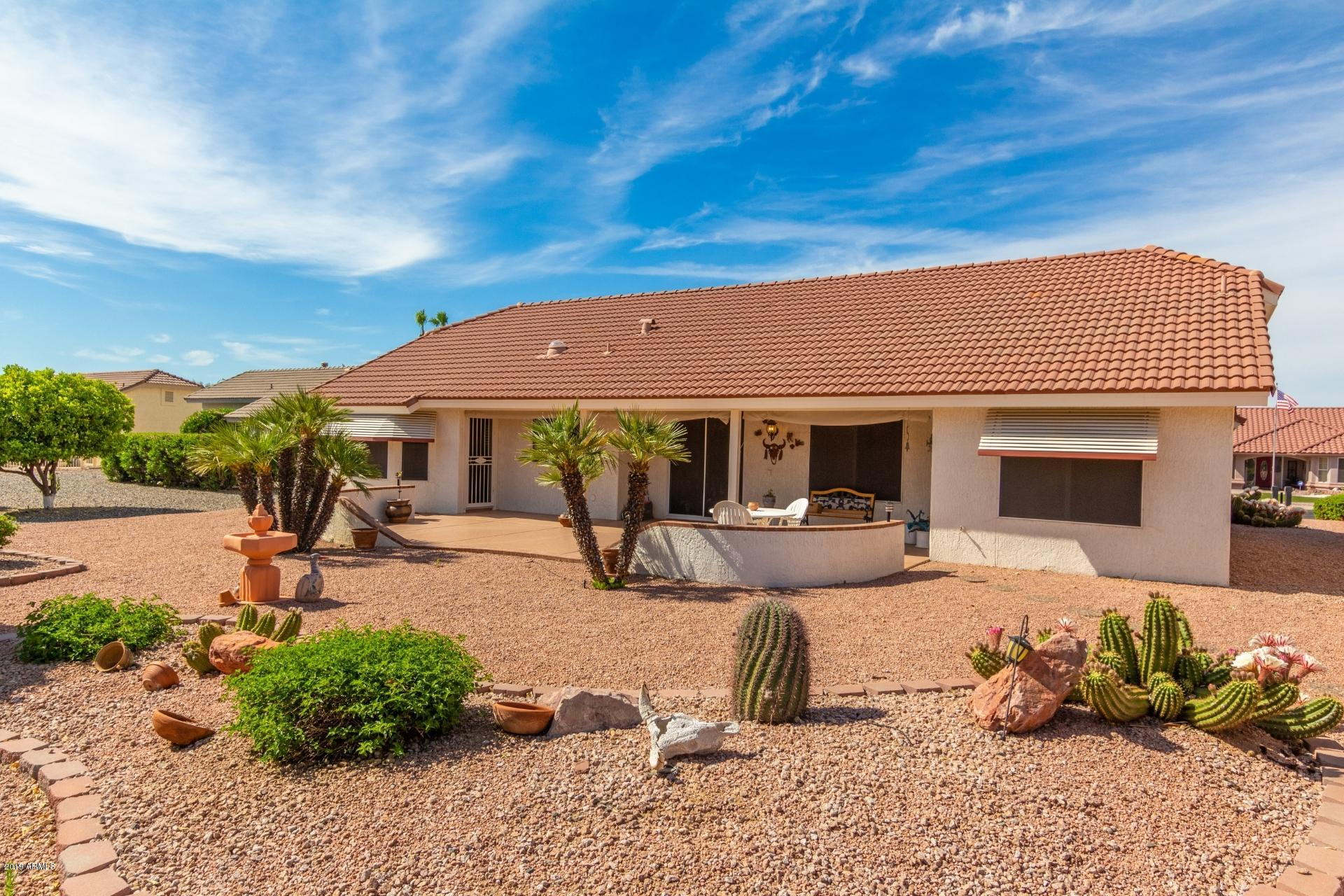 MLS 5912528 21611 N YELLOWSTONE Court, Sun City West, AZ 85375 Sun City West AZ Cul-De-Sac