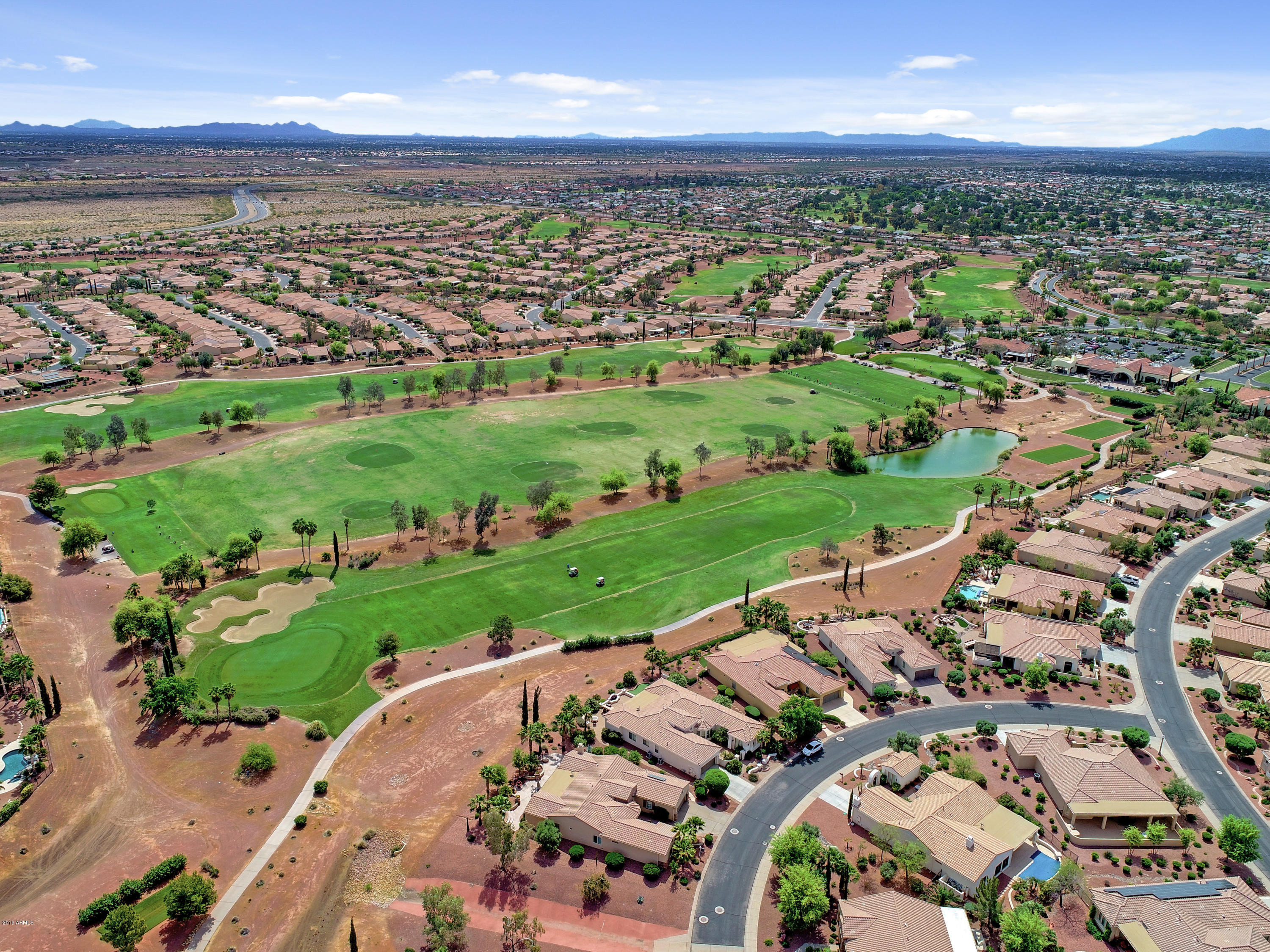 MLS 5906640 13232 W MICHELTORENA Drive, Sun City West, AZ 85375 Sun City West AZ Tennis Court