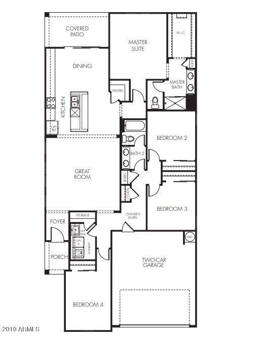 MLS 5914043 9818 W TRUMBULL Road, Tolleson, AZ 85353 Tolleson AZ Four Bedroom