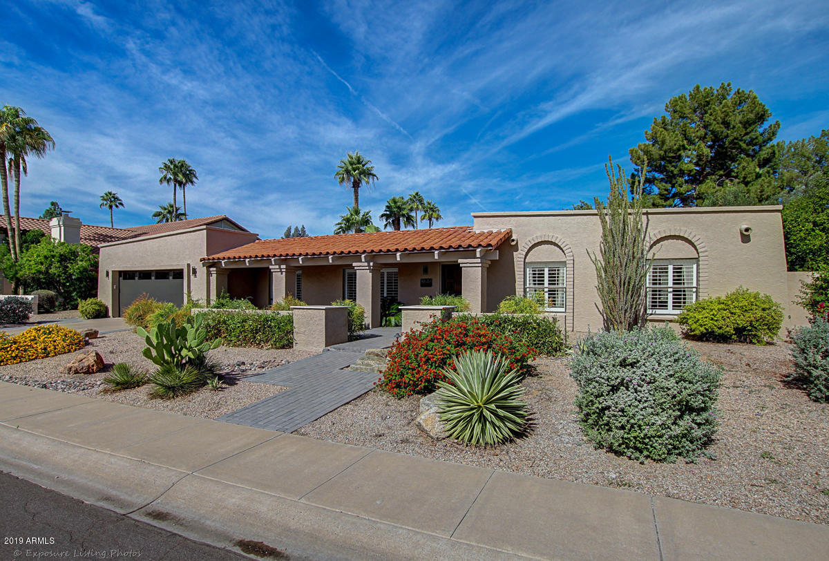 8646 E THOROUGHBRED Trail, Scottsdale AZ 85258