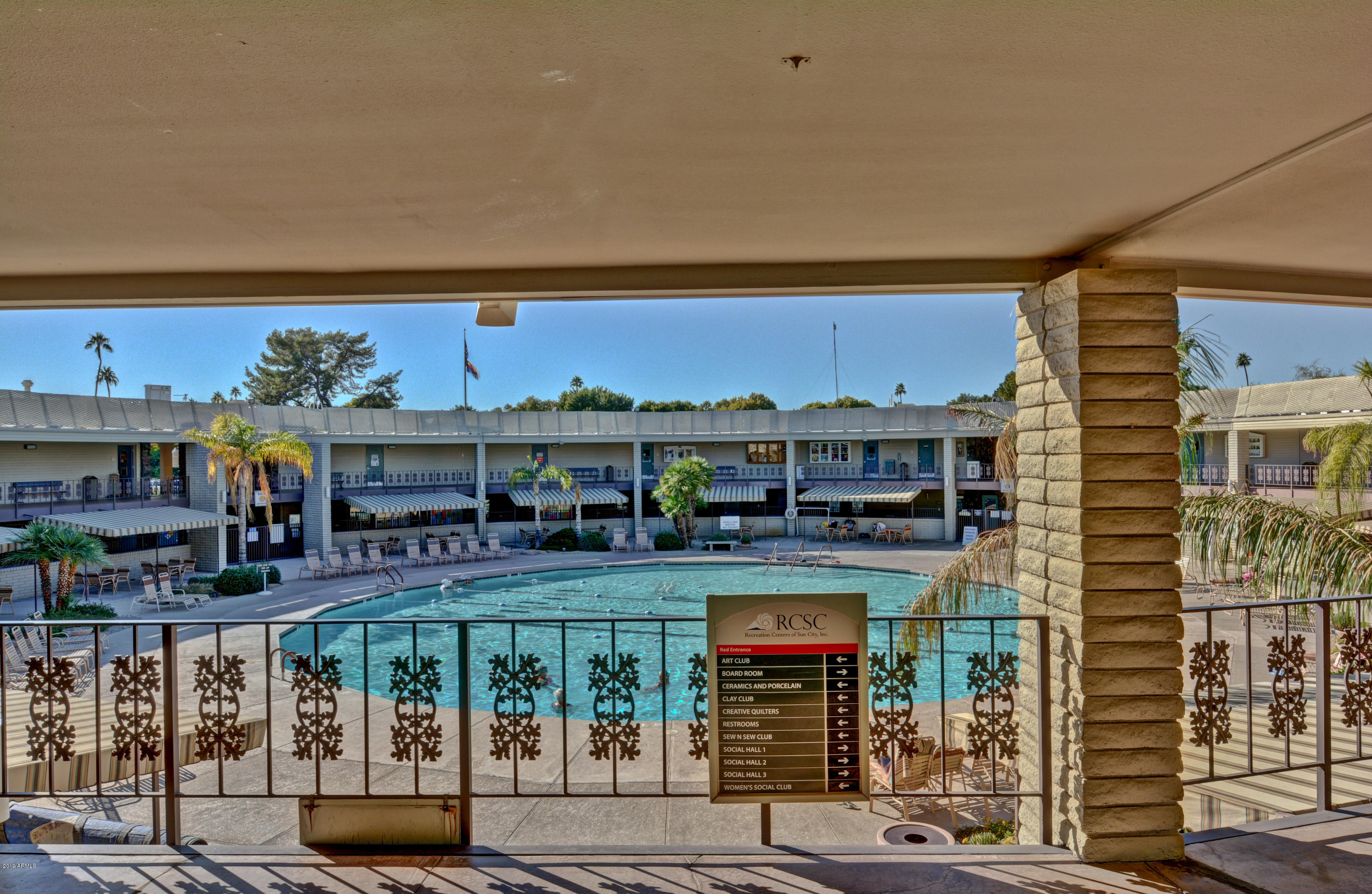 MLS 5913825 13827 N Lakeshore Point Point, Sun City, AZ 85351 Sun City AZ Community Pool