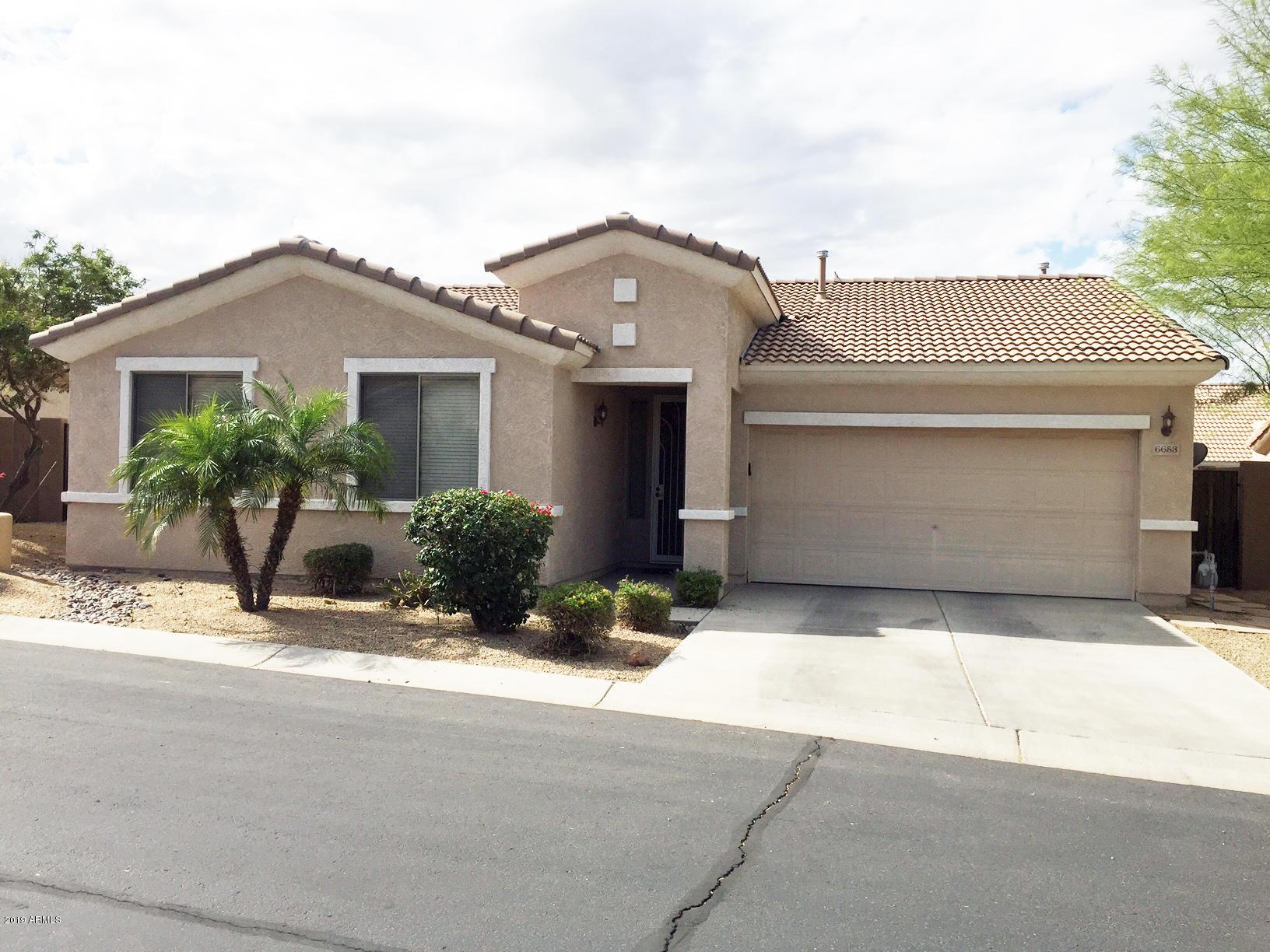 Photo of 6653 E RED HAWK Street, Mesa, AZ 85215