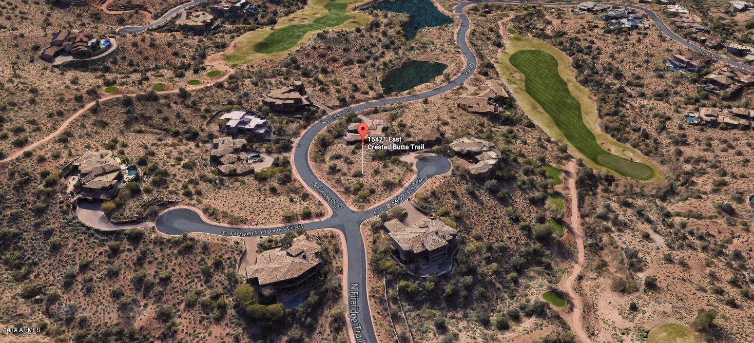 MLS 5914763 15421 E CRESTED BUTTE Trail, Fountain Hills, AZ 85268 Fountain Hills AZ Newly Built