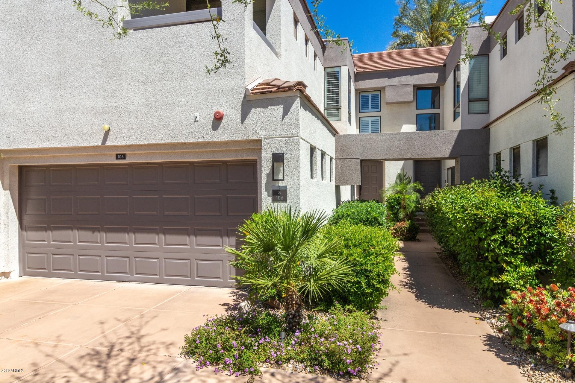 7222 E GAINEY RANCH Road Unit 106, Scottsdale AZ 85258