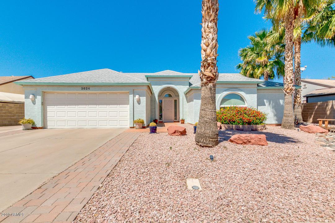 Photo of 3624 W SARAGOSA Street, Chandler, AZ 85226