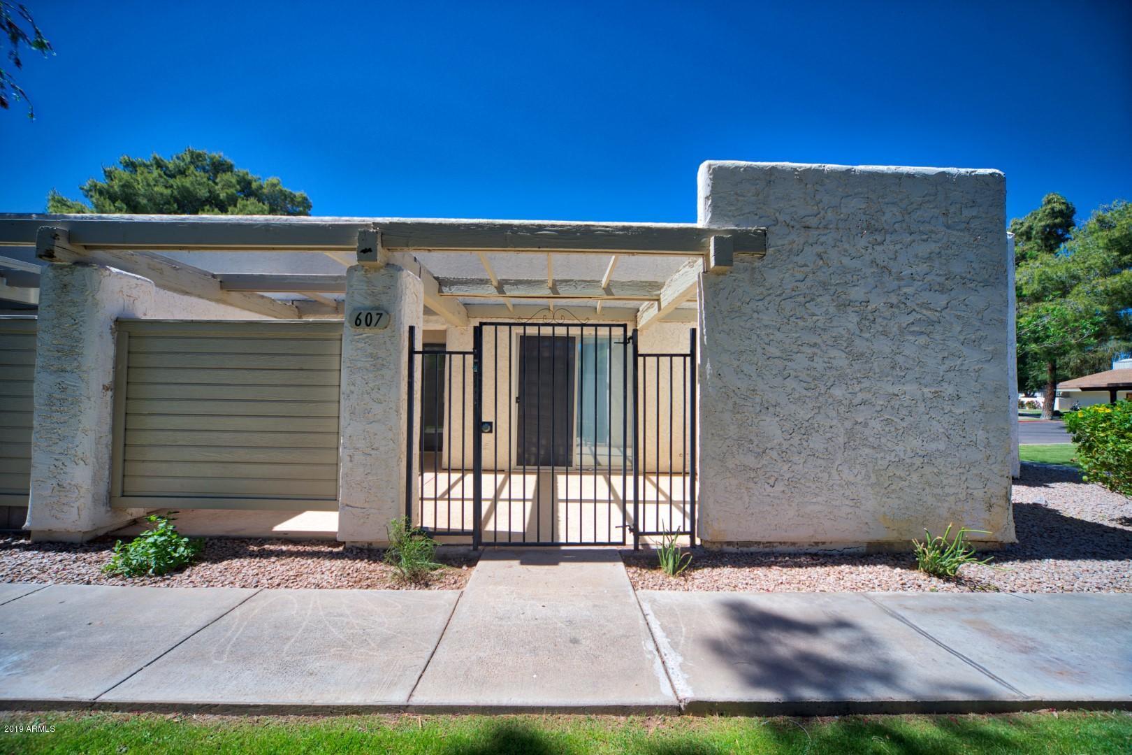 Photo of 607 S ALLRED Drive, Tempe, AZ 85281
