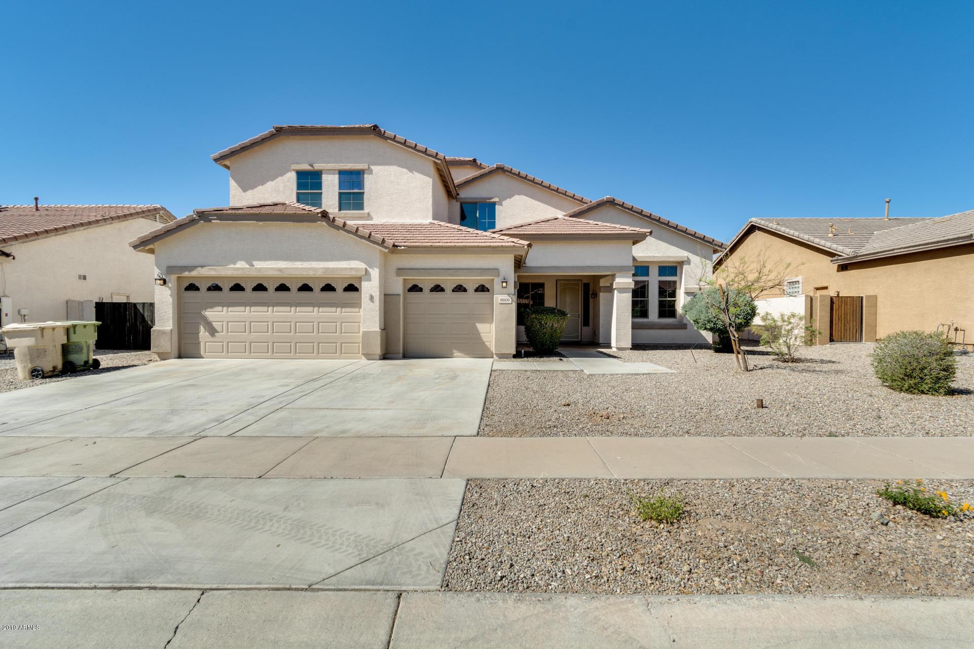 8606 W CAROLE Lane, Glendale AZ 85305