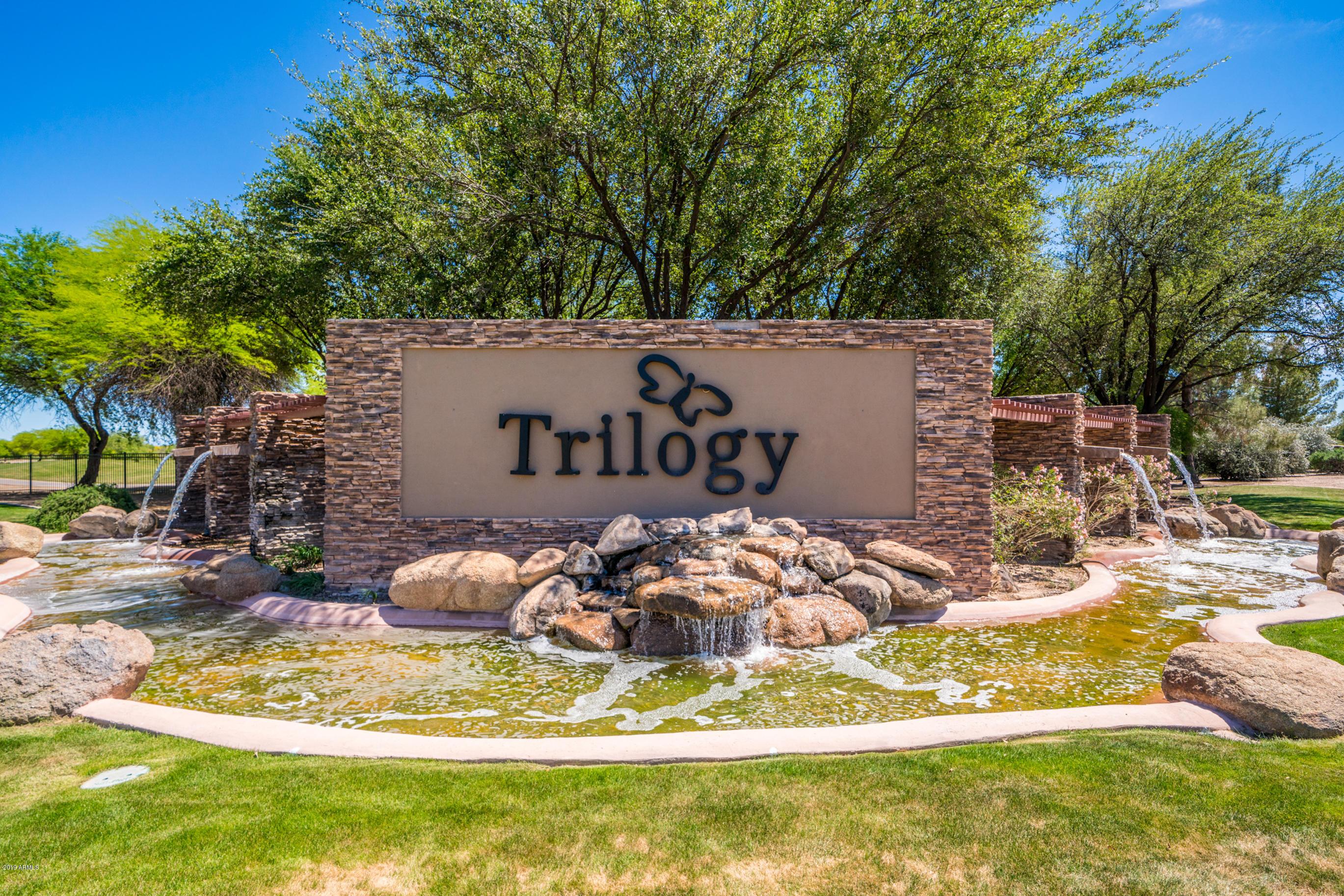 MLS 5915012 4980 S PEACHWOOD Drive, Gilbert, AZ Gilbert AZ Trilogy At Power Ranch