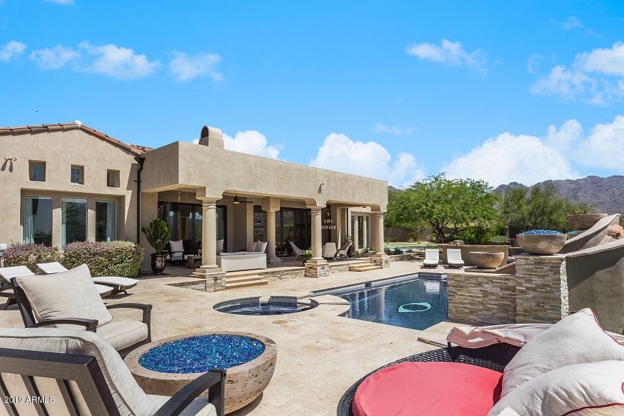 MLS 5837609 3440 N GRANITE Point, Mesa, AZ 85207 Mesa AZ Community Pool