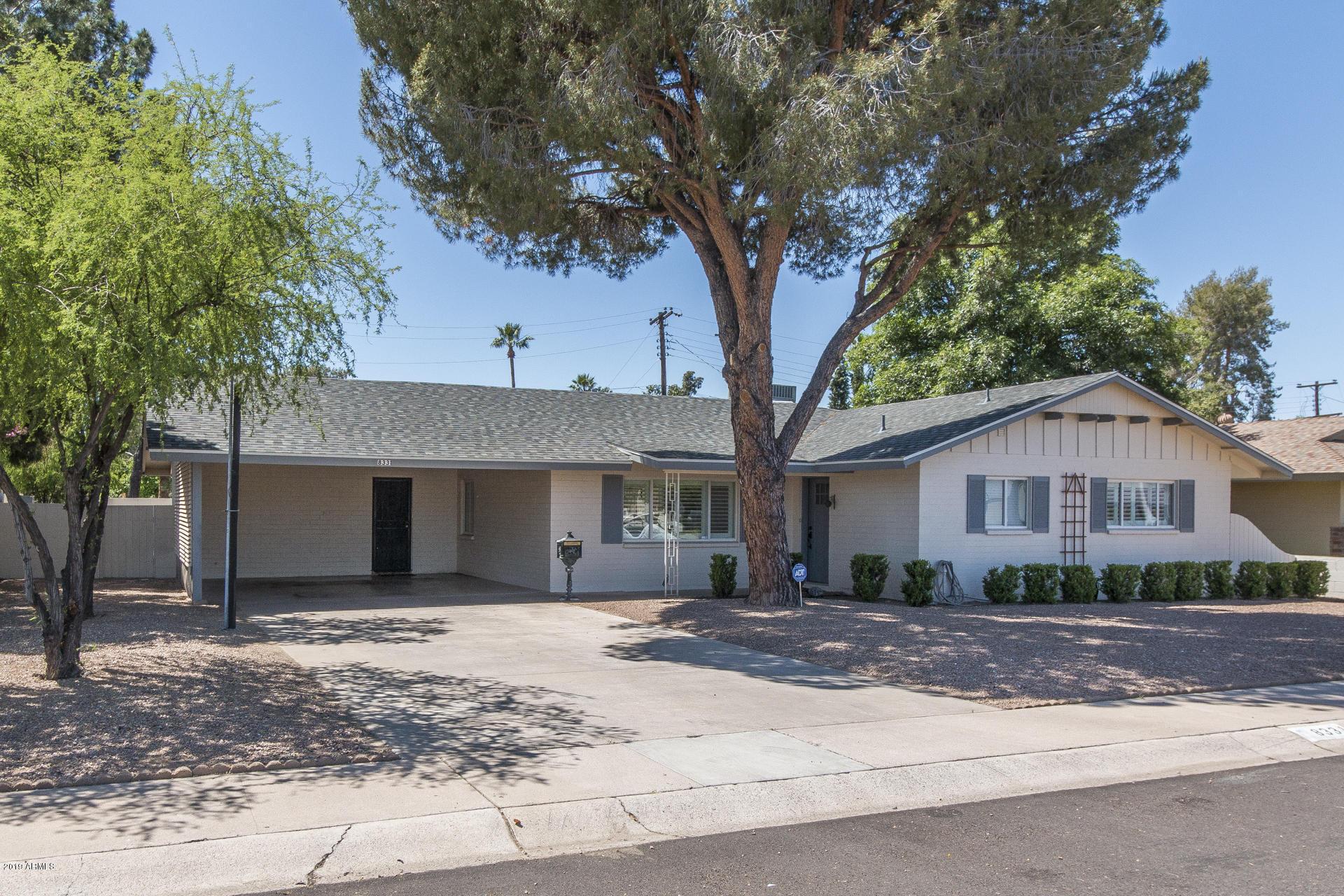 8331 E RANCHO VISTA Drive, Scottsdale, Arizona