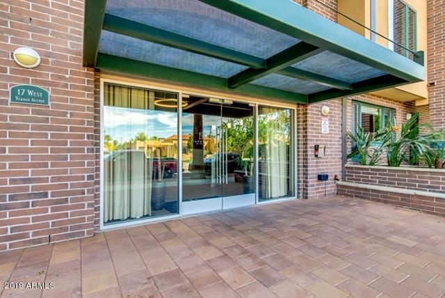 MLS 5915696 17 W VERNON Avenue Unit 609, Phoenix, AZ 85003 Phoenix AZ Tapestry On Central
