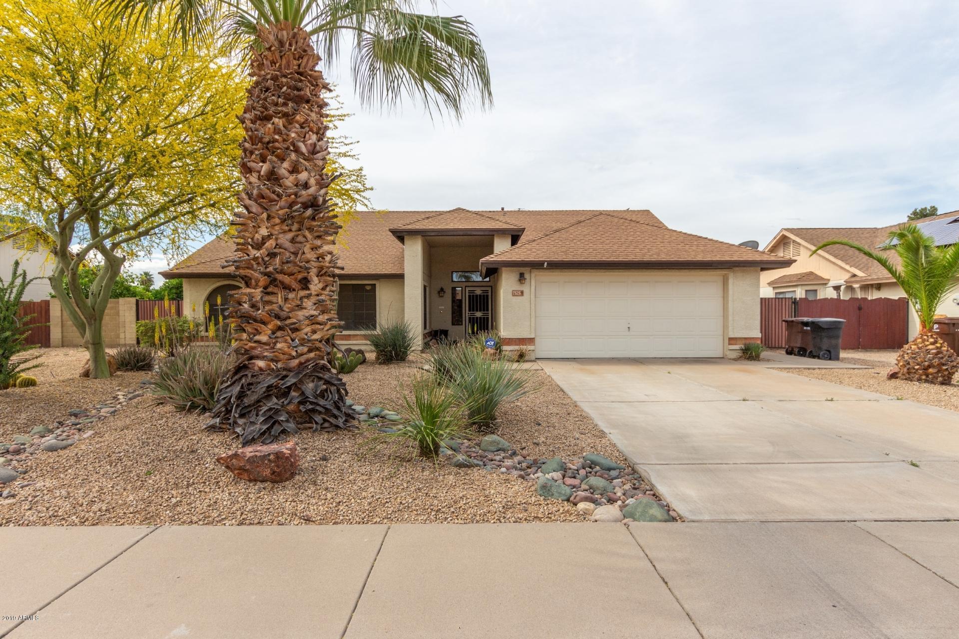 Photo of 7525 W CHERYL Drive, Peoria, AZ 85345