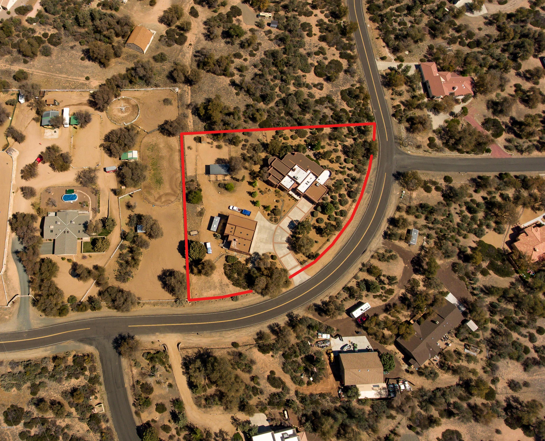 MLS 5916490 2620 W GRANITE OAKS Drive, Prescott, AZ Prescott AZ Equestrian