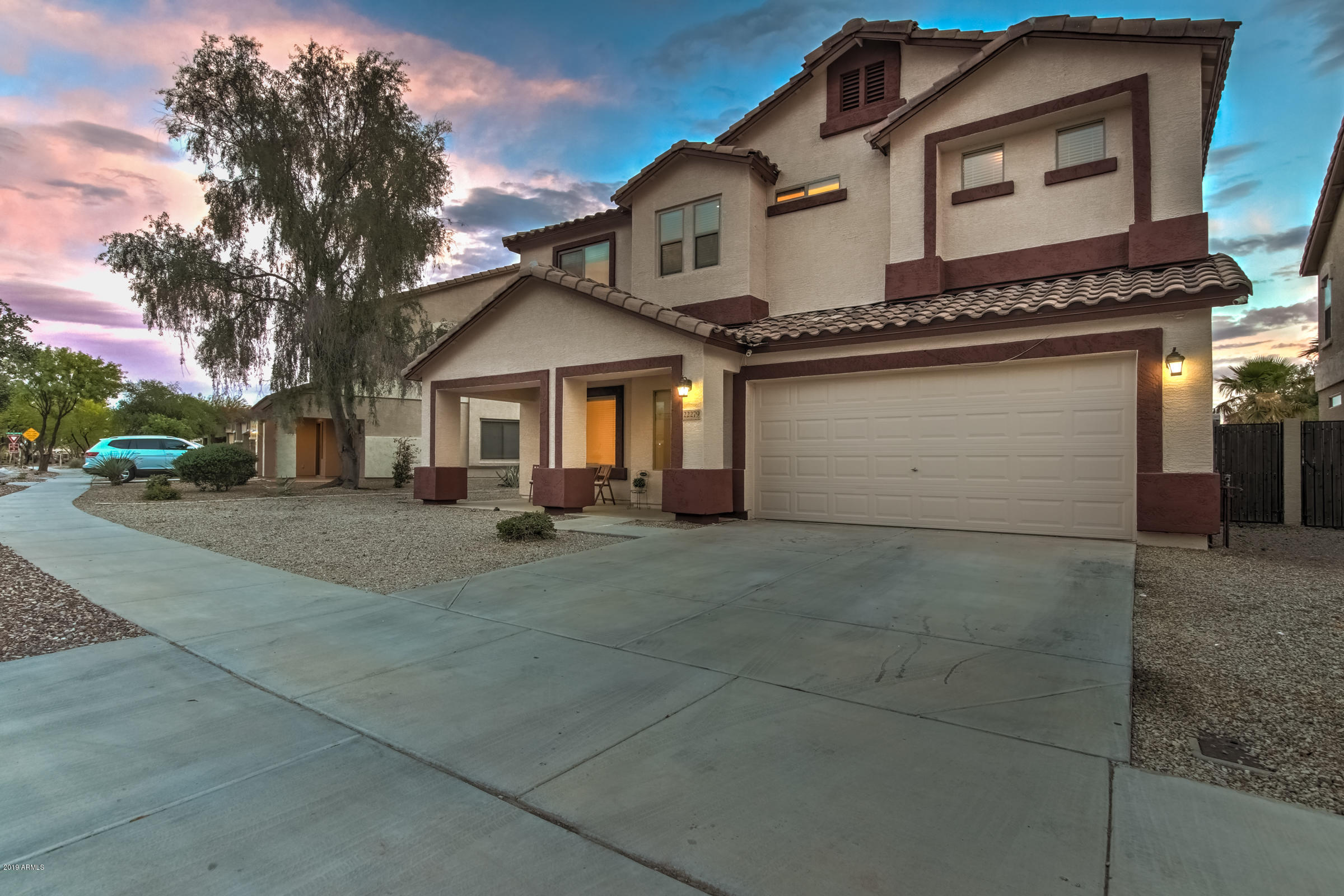 Photo of 22279 E VIA DEL RANCHO --, Queen Creek, AZ 85142