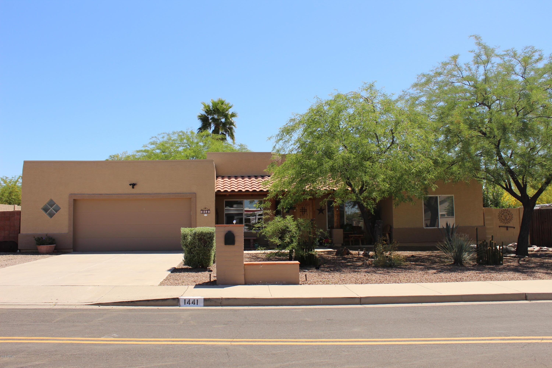 MLS 5916654 1441 N 72ND Street, Mesa, AZ 85207 Mesa AZ Red Mountain Ranch