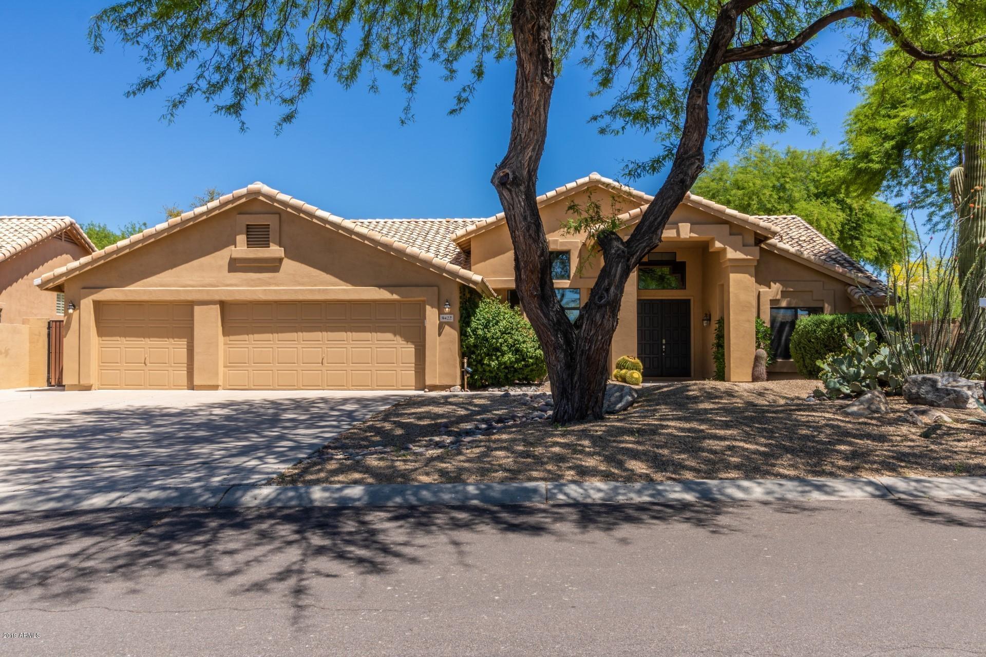 Photo of 9422 E SOUTHWIND Lane, Scottsdale, AZ 85262