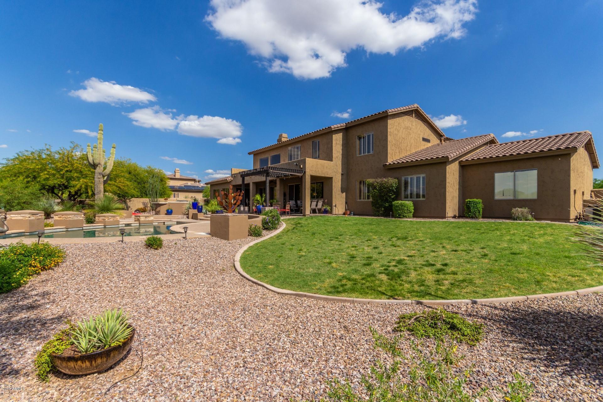 MLS 5919271 5868 E BENT TREE Drive, Scottsdale, AZ 85266 Scottsdale AZ Private Pool