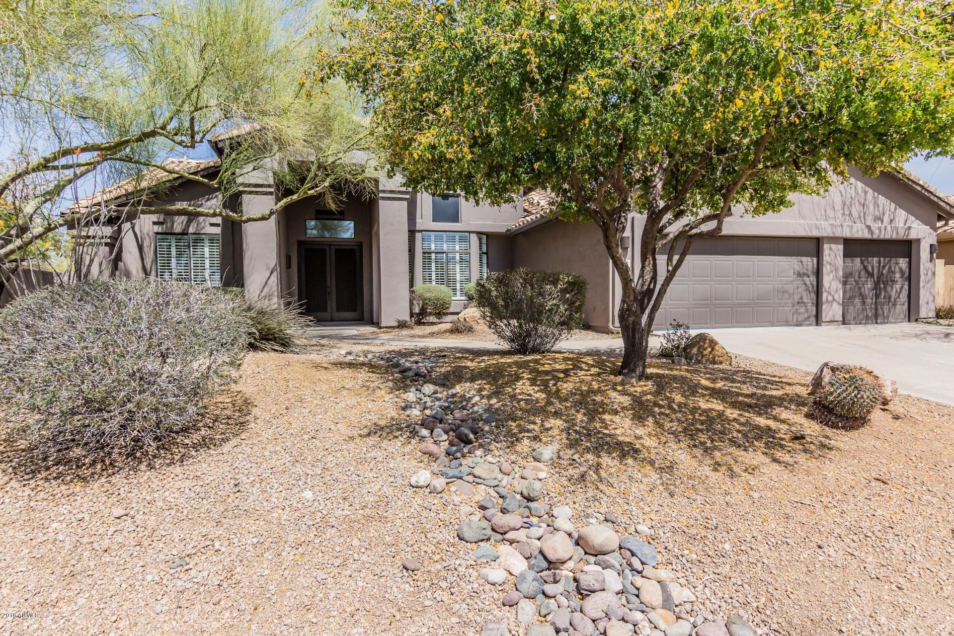 Photo of 9312 E QUARRY Trail, Scottsdale, AZ 85262