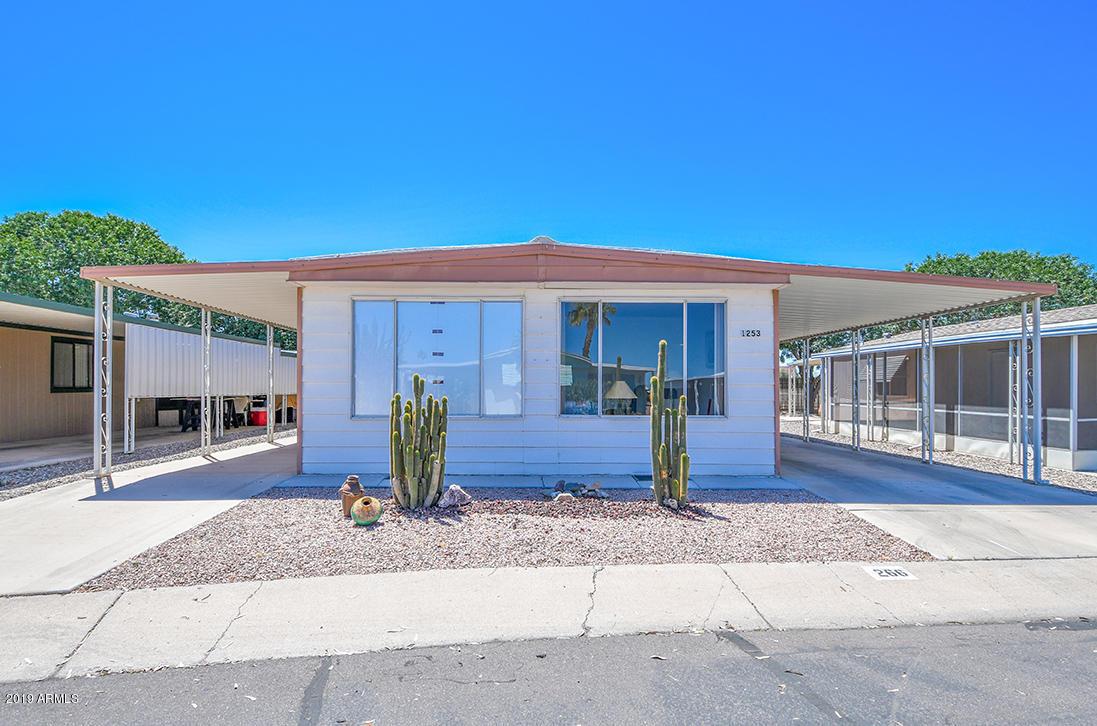 Photo of 2100 N TREKELL Road #266, Casa Grande, AZ 85122