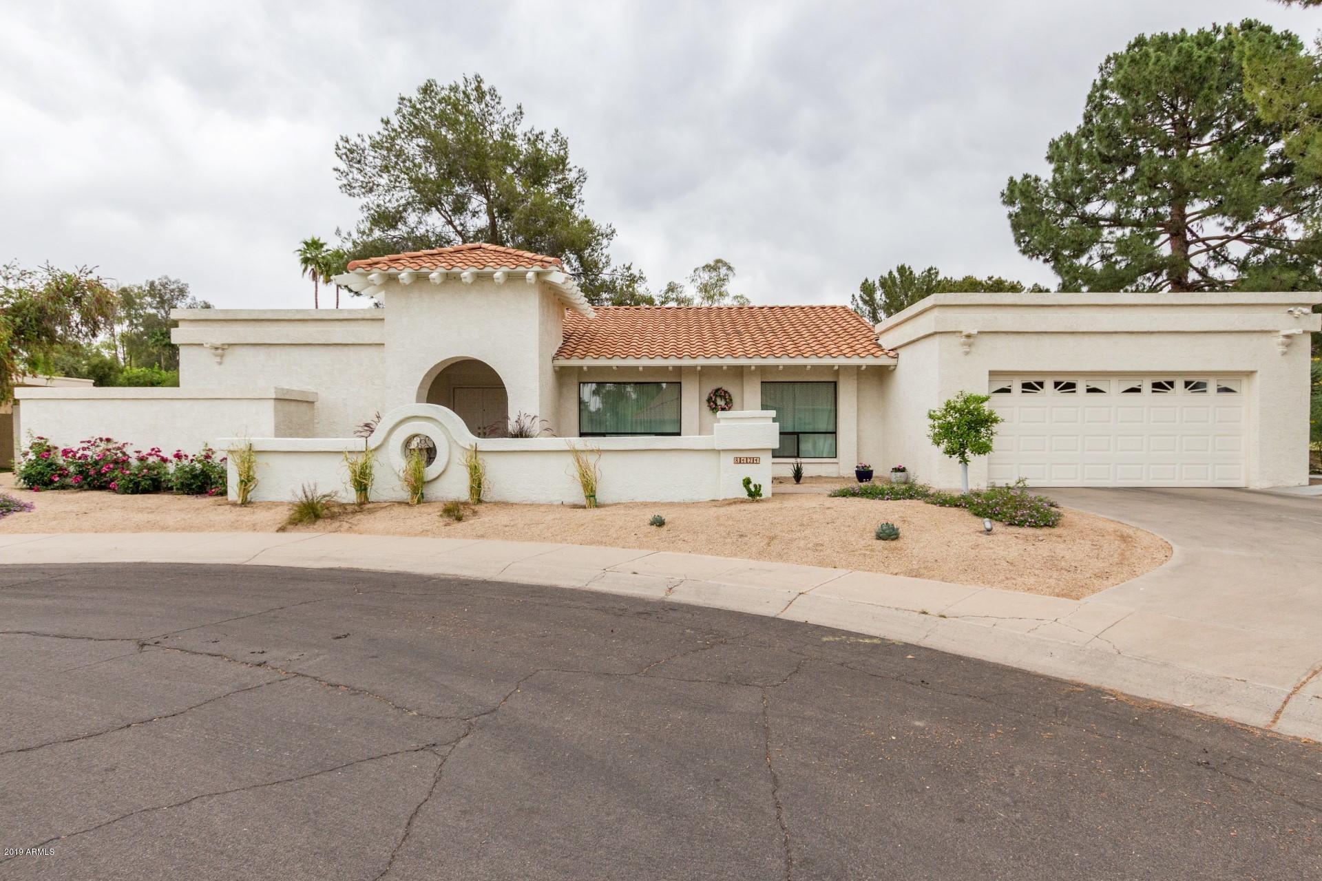 Photo of 8424 E VIA RUIDOSA --, Scottsdale, AZ 85258