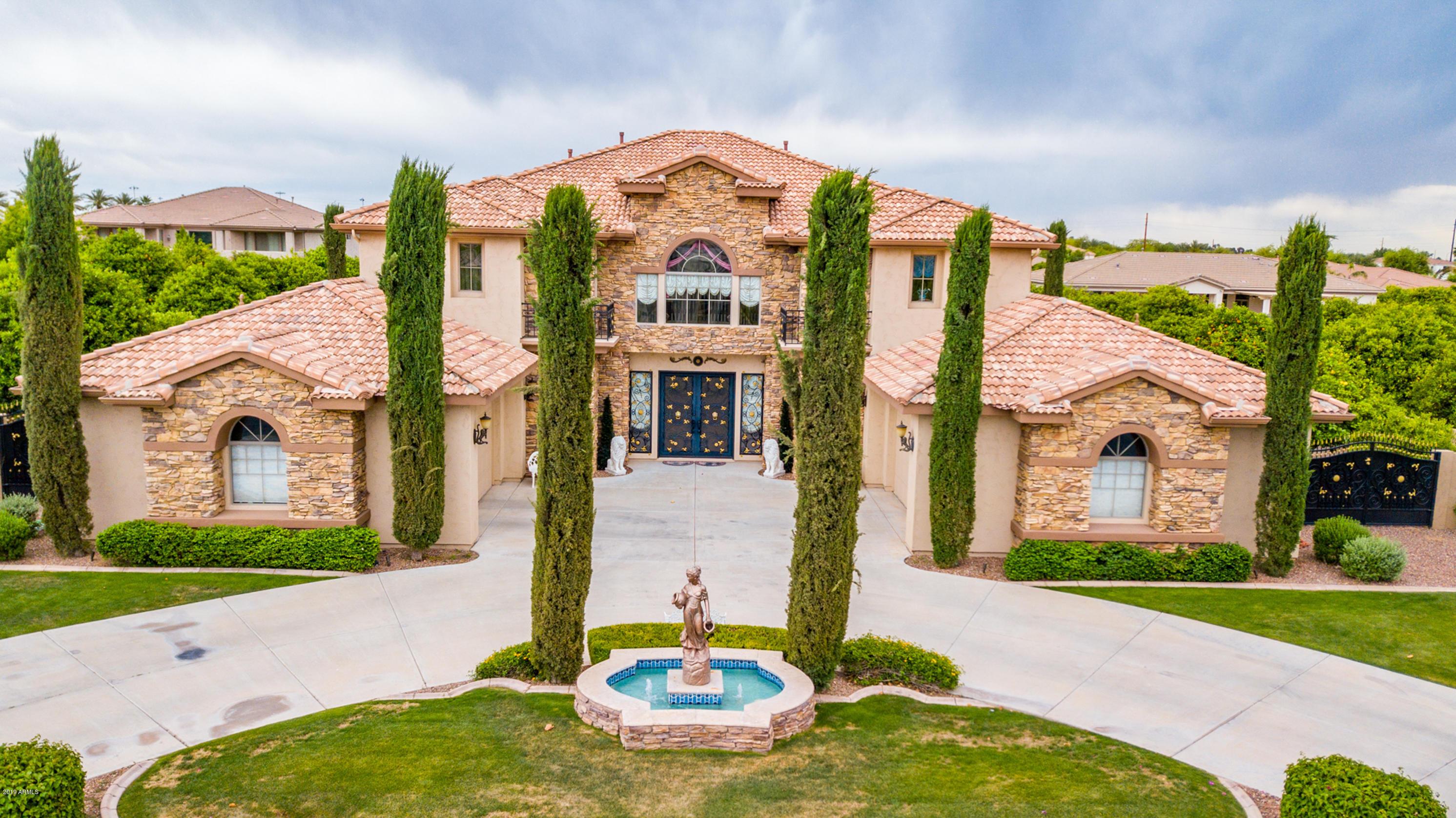 Photo of 3327 E IVYGLEN Circle, Mesa, AZ 85213