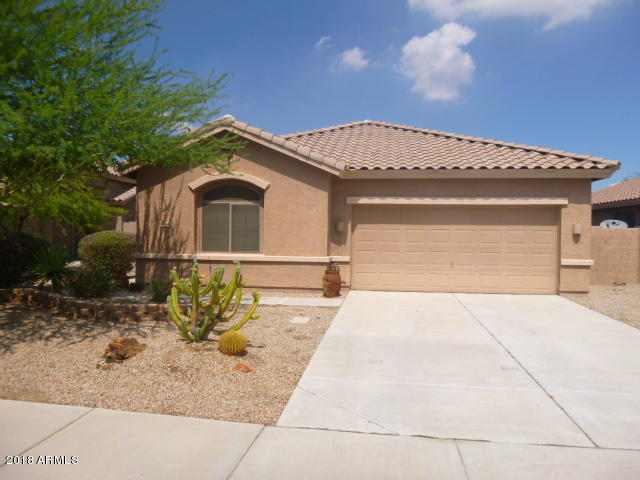 Photo of 17648 W BUCKHORN Drive, Goodyear, AZ 85338
