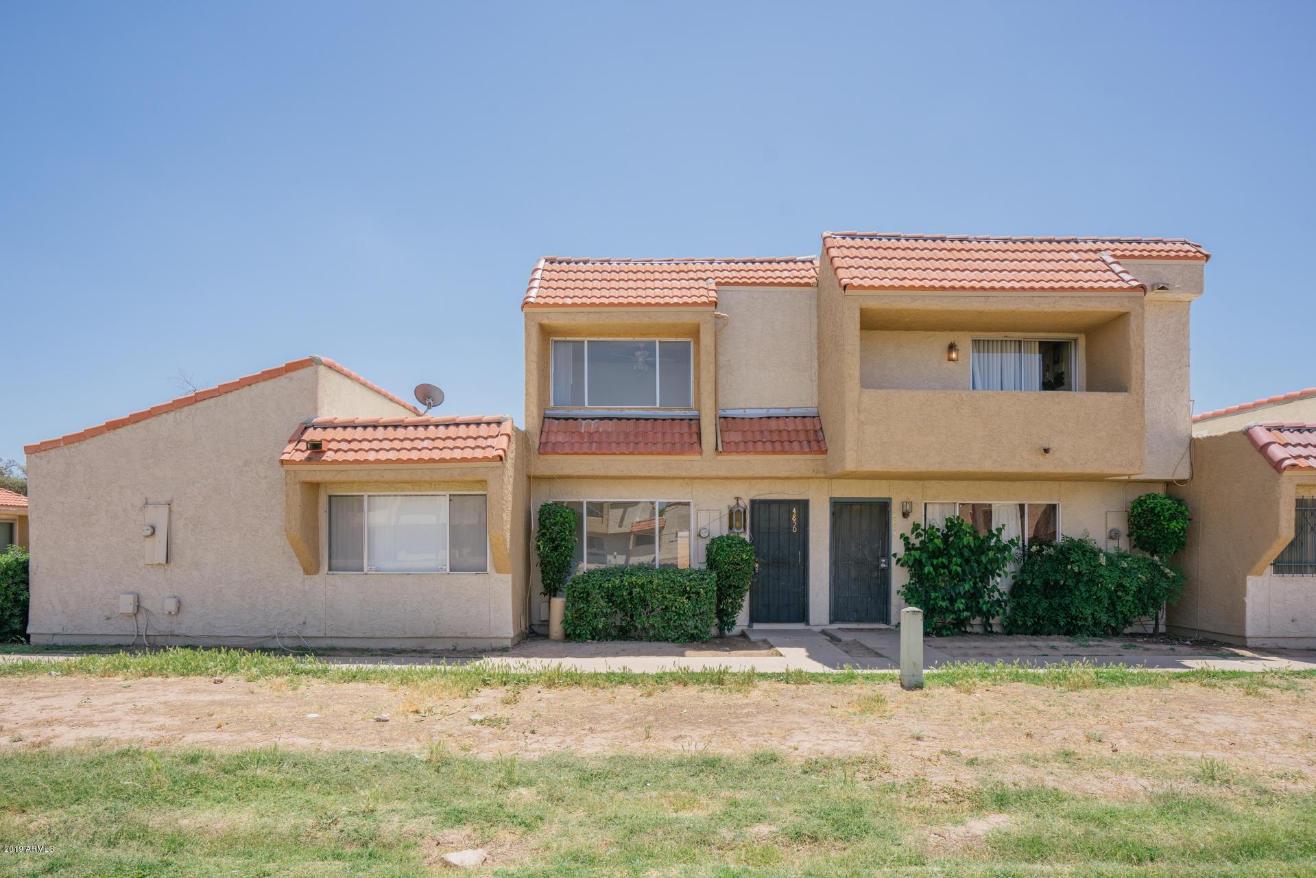 Photo of 4850 W ROSE Lane, Glendale, AZ 85301